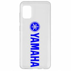 Чехол для Samsung A31 Yamaha Logo