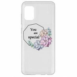Чехол для Samsung A31 You are special