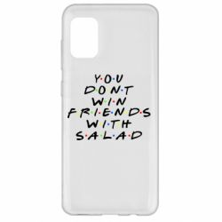 Чохол для Samsung A31 You don't friends with salad