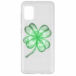 Чохол для Samsung A31 Your lucky clover