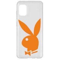 Чохол для Samsung A31 Заєць Playboy
