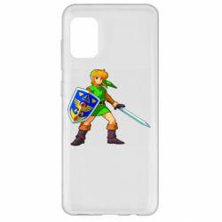 Чехол для Samsung A31 Zelda