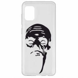 Чехол для Samsung A31 Зомби (Ходячие мертвецы)