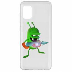 Чехол для Samsung A31 Zombie catchers
