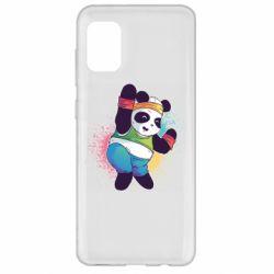 Чохол для Samsung A31 Zumba Panda