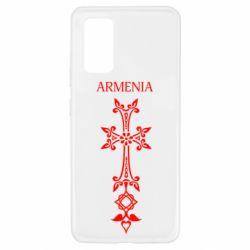 Чехол для Samsung A32 4G Armenia