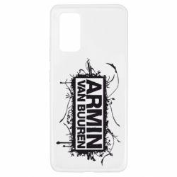Чехол для Samsung A32 4G Armin Van Buuren