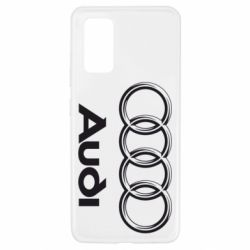 Чехол для Samsung A32 4G Audi Small