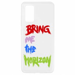 Чехол для Samsung A32 4G Bring me the horizon