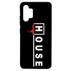Чехол для Samsung A32 4G House