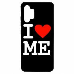 Чехол для Samsung A32 4G I love ME