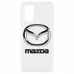 Чехол для Samsung A32 4G Mazda Logo