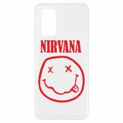 Чехол для Samsung A32 4G Nirvana (Нирвана)