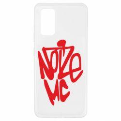 Чехол для Samsung A32 4G Noize MC