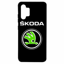 Чехол для Samsung A32 4G Skoda Bird