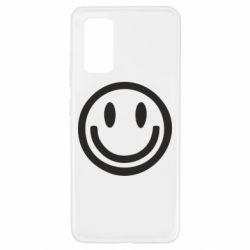 Чехол для Samsung A32 4G Смайлик