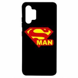 Чехол для Samsung A32 4G Super Man