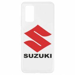 Чехол для Samsung A32 4G Suzuki