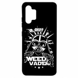 Чехол для Samsung A32 4G Weed Vader