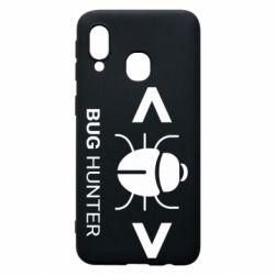Чохол для Samsung A40 Bug Hunter
