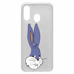 Чохол для Samsung A40 Bugs Bunny Meme Face