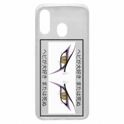 Чохол для Samsung A40 Orochimaru's eyes