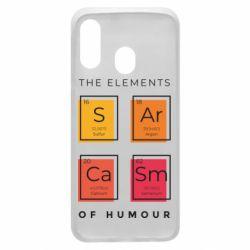 Чохол для Samsung A40 Sarcasm