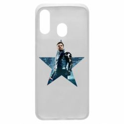 Чохол для Samsung A40 Winter Soldier Star