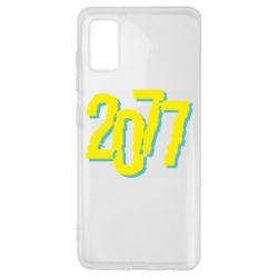 Чохол для Samsung A41 2077 Cyberpunk