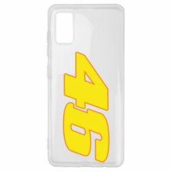 Чохол для Samsung A41 46 Valentino Rossi