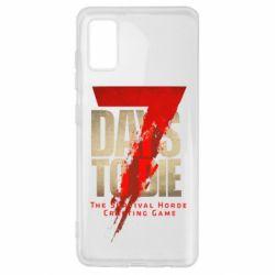 Чохол для Samsung A41 7 Days To Die