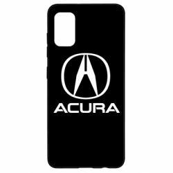 Чохол для Samsung A41 Acura logo 2