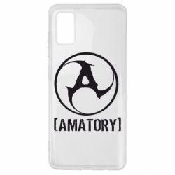 Чохол для Samsung A41 Amatory