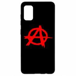 Чехол для Samsung A41 Anarchy