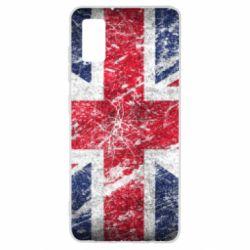 Чехол для Samsung A41 Англия
