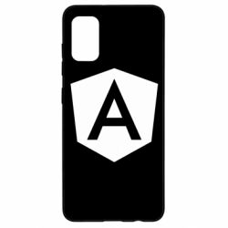 Чохол для Samsung A41 Аngular