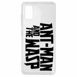 Чохол для Samsung A41 Ant - Man and the Wasp