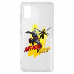 Чохол для Samsung A41 Ant - Man and Wasp