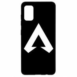 Чехол для Samsung A41 Apex legends logotype