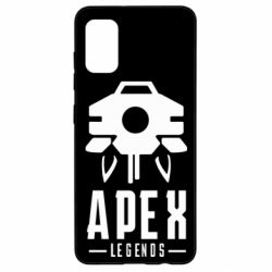 Чохол для Samsung A41 Apex Legends symbol health