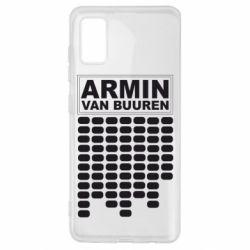 Чехол для Samsung A41 Armin Van Buuren Trance