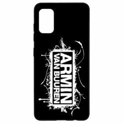 Чехол для Samsung A41 Armin Van Buuren
