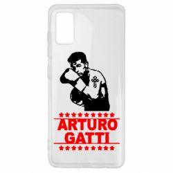 Чохол для Samsung A41 Arturo Gatti