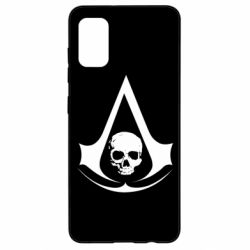 Чехол для Samsung A41 Assassin's Creed Misfit