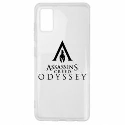 Чохол для Samsung A41 Assassin's Creed: Odyssey logotype
