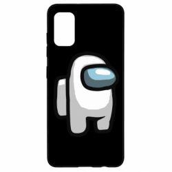 Чохол для Samsung A41 Astronaut Among Us