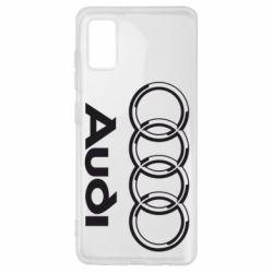 Чехол для Samsung A41 Audi Big