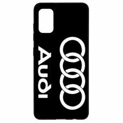 Чехол для Samsung A41 Audi