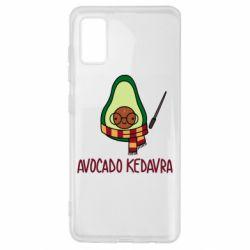 Чохол для Samsung A41 Avocado kedavra