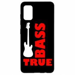 Чехол для Samsung A41 Bass True